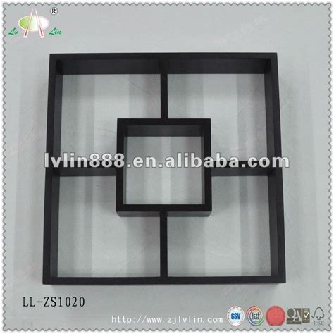 window sheped wood showcase designs window decorative wood wall shelf factory direct sale buy