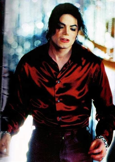 Blooded Jackson quot blood on the dancefloor quot michael jackson photo