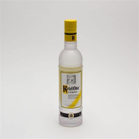 Ketel One Citroen by Ketel One Citroen Vodka 375ml Wine And Liquor