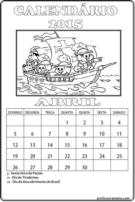 Calendario De Abril 2015 Not 237 Cias Ponto Calend 193 De Abril De 2015 Para