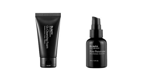 Black Detox Penatratrator by Black Is A Design Trend For Skin Care Packaging