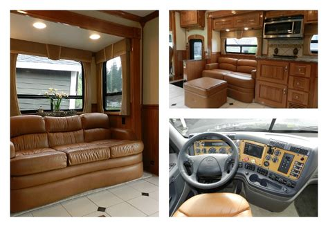 motor home interiors luxury motorhome interior
