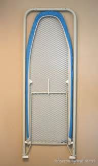 Diy Wall Mounted Ironing Board Wall Mount Ironing Board For Cheap