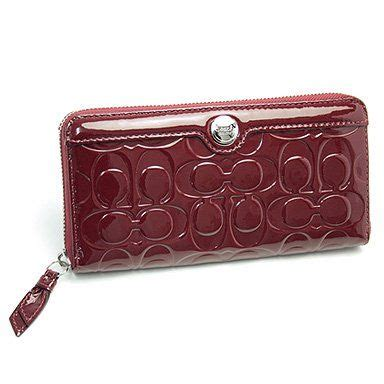 Coach Wallet 17 17 best images about coach wallets for on