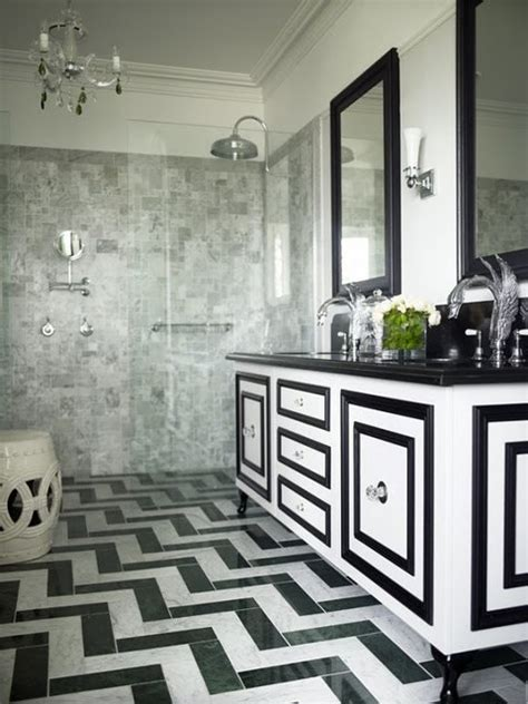 black white bathrooms 71 cool black and white bathroom design ideas digsdigs