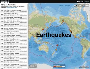 appdata app metrics and research everything you wanted to about earthquakes yeah