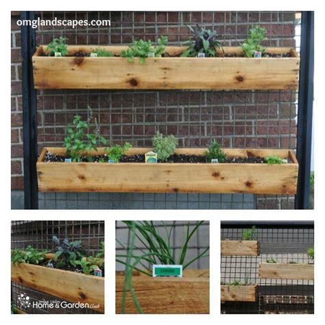 vertical kitchen herb garden bylinkov 225 zahrada herb