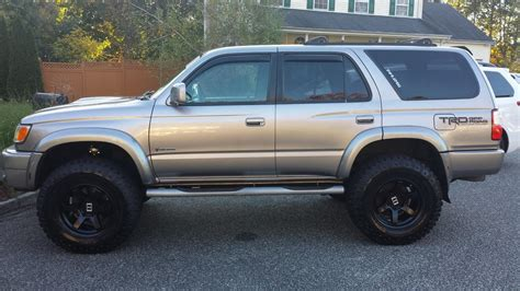 Toyota 4runner Black Rims Thundercloud T4r With Black Rims Page 2 Toyota
