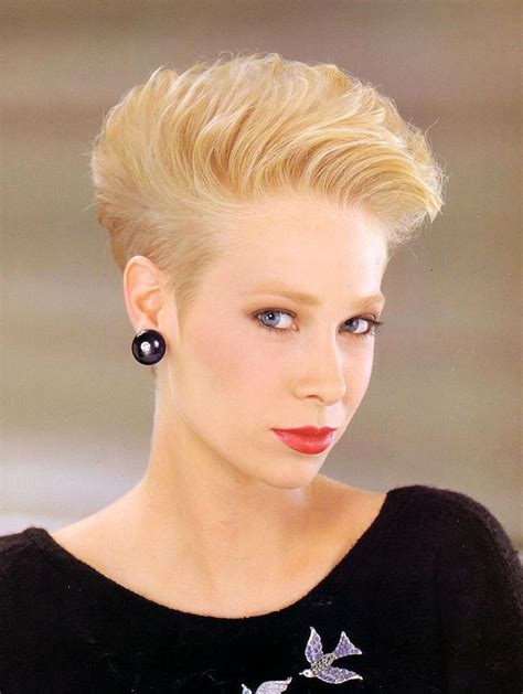 80s style wedge hairstyles 822 best images about short permed teased on pinterest