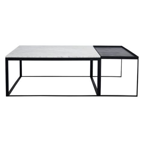 square marble coffee table 25 best ideas about marble coffee tables on