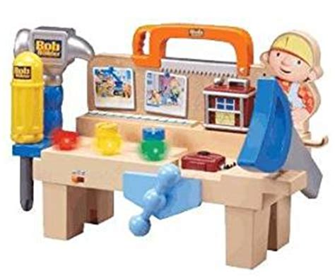 bob the builder tool bench amazon com bob the builder can we build it activity