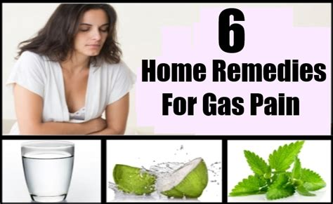 top 6 home remedies for gas remedy