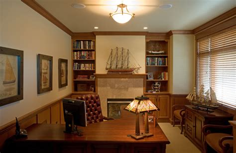 den craftsman home office other metro by metzdorf