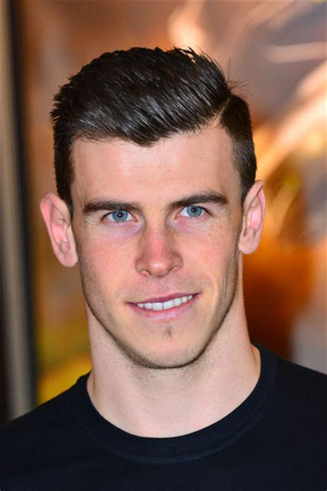 gareth bale haircut lengths gareth bale 2013 hairstyle h1n net jpg 396 215 594 hair