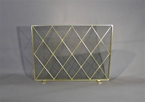 modern fireplace screen midcentury modern fireplace screen contemporary