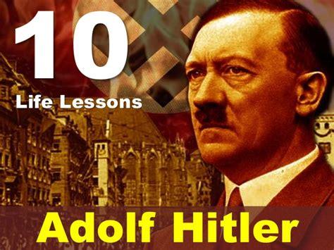 adolf hitler biography slideshare hitlerlessons 110407032902 phpapp02