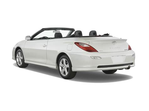 convertible toyota camry 2008 toyota camry solara reviews and rating motor trend