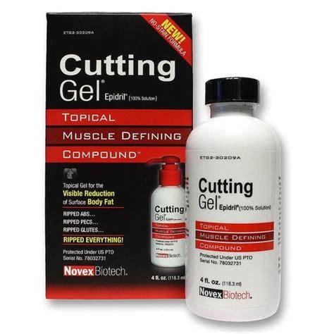 6 supplements for cutting novex biotech epidril cutting gel 6 oz evitamins