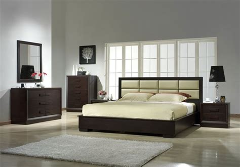 modern bedroom furniture set leather designer bedroom furniture sets modern