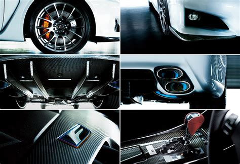 Lexus Isf Parts by Lexus Is F Special Edition Upgrades