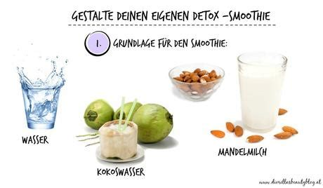 Detox Smoothie Kur 3 Tage by 3 Tage Detox Kur Mit Selbstgemachten S 228 Fte Smoothies
