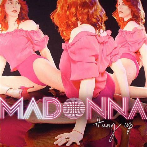 Madonna Japan Cd Single Hung Up car 225 tula frontal de madonna hung up cd single portada
