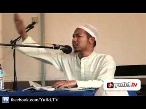 Meluruskan Sejarah Wahhabi Abu Ubaidah As Sidawi ada apa dengan wahhabi bagian 6 yufid tv gratis ceramah agama islam