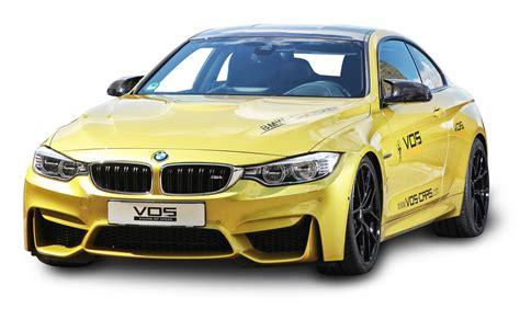 bmw car png yellow bmw m4 car png image pngpix