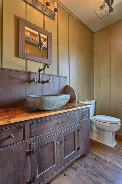fancy primitive country bathroom ideas 46 bathrooms