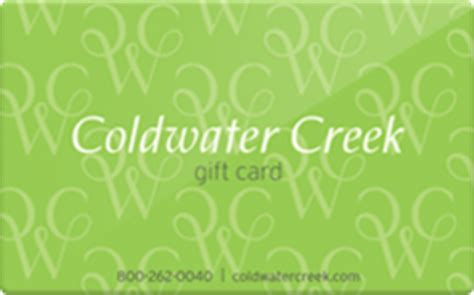 buy coldwater creek gift cards raise - Coldwater Creek Gift Cards