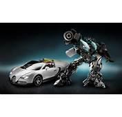 Transformers 4 Cars Autobots Bugatti Grand Sport Vitesse Coverjpg