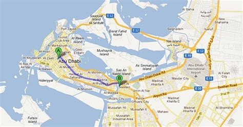 abu dhabi on map fairmont bab al bahr abu dabi uae review of my