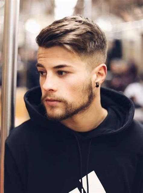 nowadays popular mens hair styles mens hairstyles 2018