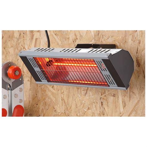 heat storm tradesman infrared heater 281506 garage