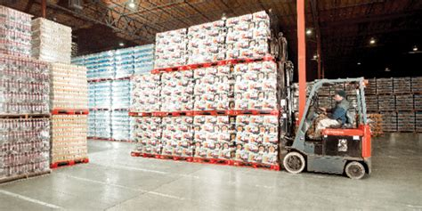 warehouse layout and design block stacking pallet strategies stacking the odds in your favor
