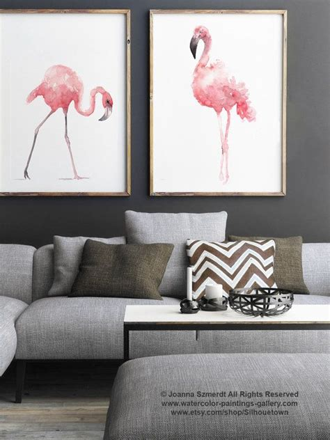25 best ideas about flamingo decor on pink