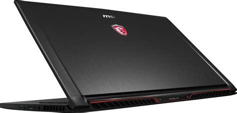 msi best gaming laptop msi announces new windows 10 gaming laptops at computex
