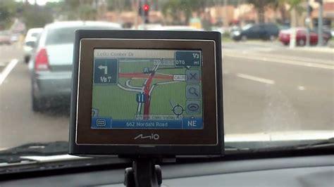 Gps Mio Moov 200 auto gps mio moov 200 road test