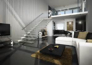 Black And White Bedroom Ideas For Teenage Girls 7 inspirational loft interiors