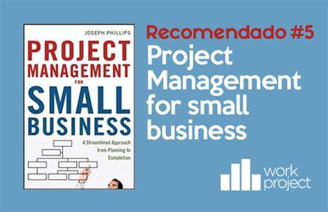 libro national 5 business management libro semanal recomendado project management for small business
