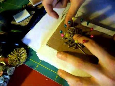 fiori di con telaio tutorial 1 fiori con il telaio