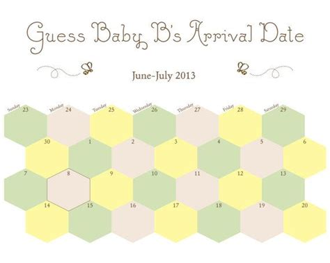 printable due date calendar calendar template 2018