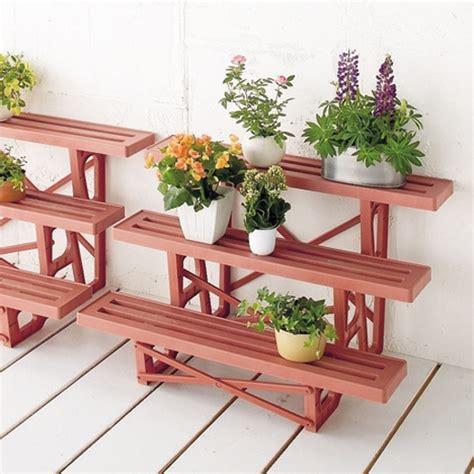 tokyo red cherry japan  flower stand rack