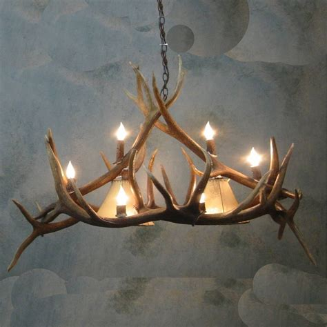 Diy Antler Chandelier 17 Best Images About Shed On Pinterest Deer Cabin And Sofa Tables
