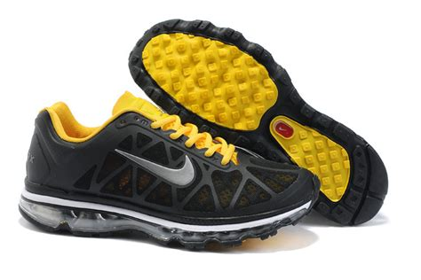 air max 2011 black yellow white shoes 11am15 78