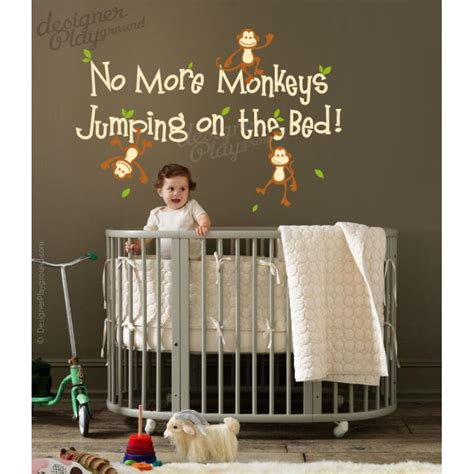 no more monkey jumping on the bed no more monkeys jumping on the bed