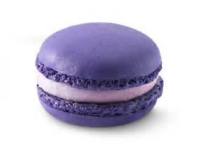 violet macaron for food service sector