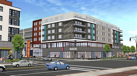 arsenal yards boylston properties adds hton inn and suites by hilton