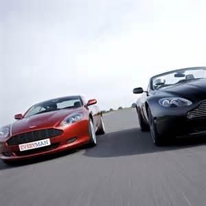 Aston Martin Vs Aston Martin Db9 Vs Aston Martin V8 Vantage Experience