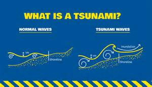 how is a tsunami education 187 ministry of civil defence and emergency management